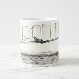 Wright Brothers' Glider Tests Large Coffee Mug