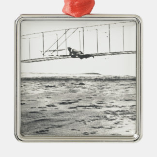 Wright Brothers' Glider Tests Christmas Ornament