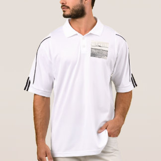 Wright Brothers' Glider Tests Polo Shirt