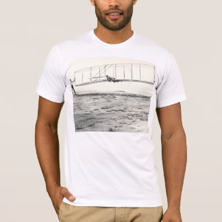 Wright Brothers' Glider Tests T-Shirt