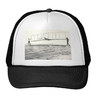 Wright Brothers' Glider Tests Trucker Hat