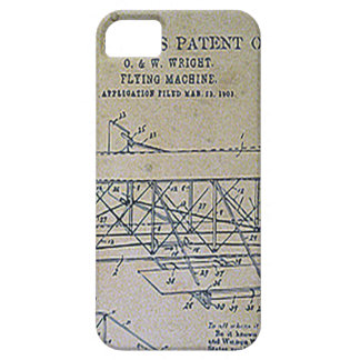 Wright Brothers Patent Design iPhone SE/5/5s Case