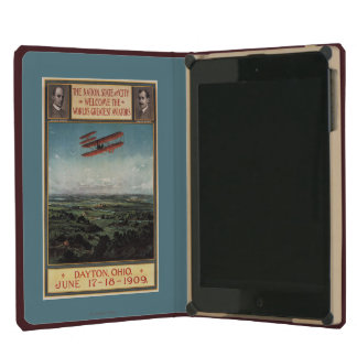 Wright Brothers Plane iPad Mini Cover
