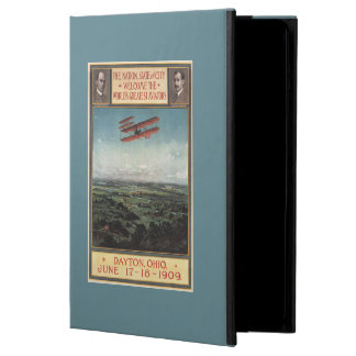 Wright Brothers Plane iPad Air Covers