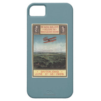 Wright Brothers Plane iPhone SE/5/5s Case