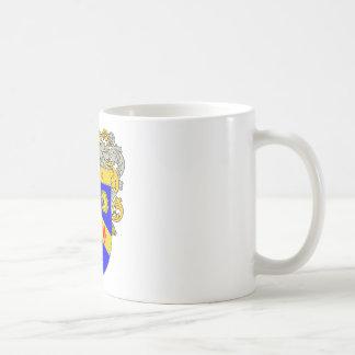 Wright Coat of Arms (Mantled) Mug