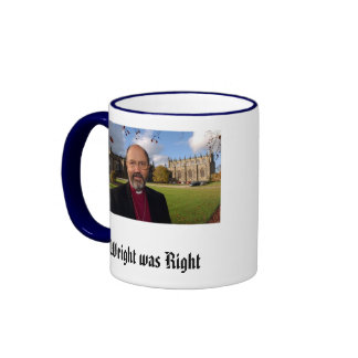 Wright correcto tazas
