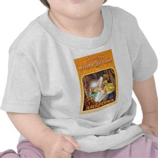 Wright el tiempo: ARIZONA Camiseta