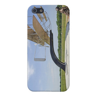 Wright Flyer Aircraft Case For iPhone SE/5/5s
