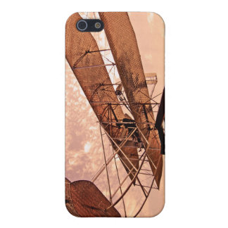 Wright Flyer Aircraft Cover For iPhone SE/5/5s