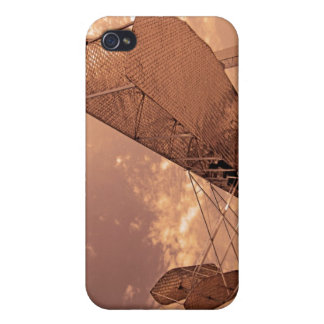 Wright Flyer Aircraft iPhone 4 Cover