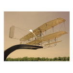 Wright Flyer Aircraft Post Card