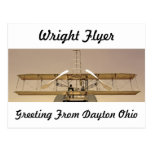 Wright Flyer Aircraft Post Cards