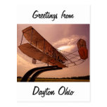 Wright Flyer Aircraft Postcards