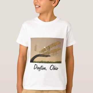 Wright Flyer Aircraft T-Shirt