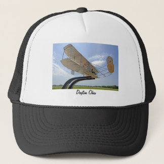 Wright Flyer Aircraft Trucker Hat