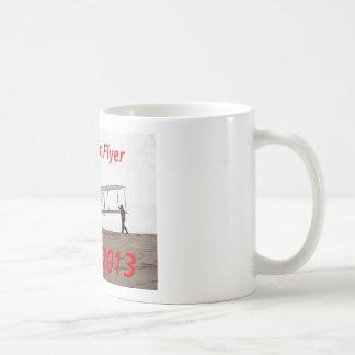 Wright Flyer Anniversary (1903-2013) Classic White Coffee Mug