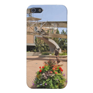 Wright Flyer in Dayton Ohio iPhone SE/5/5s Cover