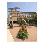 Wright Flyer in Dayton Ohio Postcards
