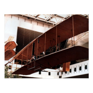 Wright Flyer Smithsonian / May 1982 Postcard