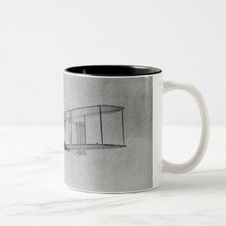 Wright Flyer Two-Tone Coffee Mug