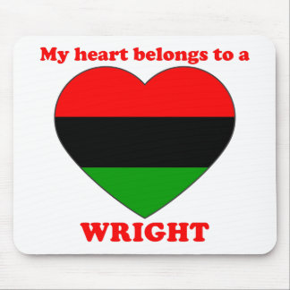 Wright Mouse Mats