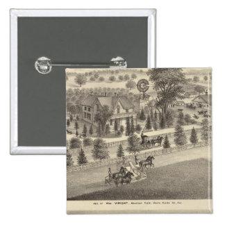 Wright, residencias de Putnam Pin