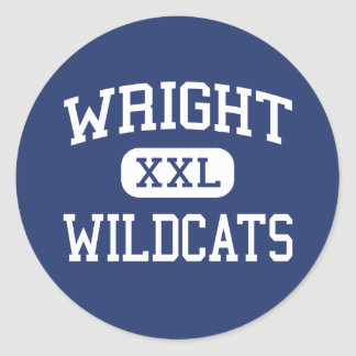 Wright Wildcats Middle Abbeville Stickers