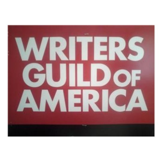 Wrighters Guild of America Postcard