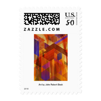 Wrightian Reflections Postage