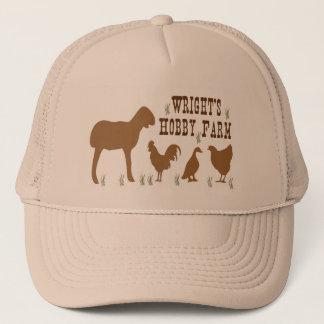 Wright's Hobby Farm Trucker Hat