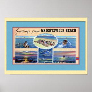 Wrightsville Beach North Carolina Posters