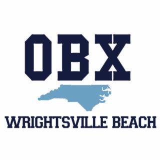 Wrightsville Beach. Photo Cutout