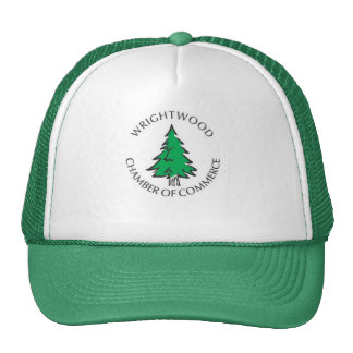 Wrightwood Chamber Of Commerce Trucker Hat