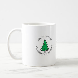 Wrightwood Chamber Of Commerce Coffee Mug