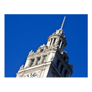 Wrigley Building 01 Postcard