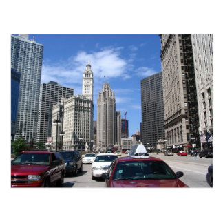 Wrigley Building Chicago Post Card