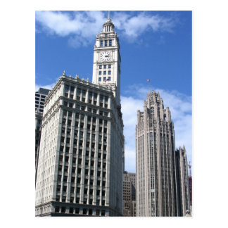 Wrigley Building, Chicago Post Cards
