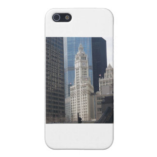 Wrigley Building iPhone 5 Cover