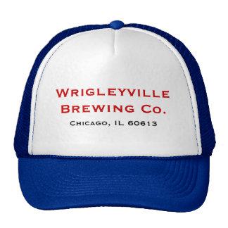 Wrigleyville Brewing Co. Trucker Hat
