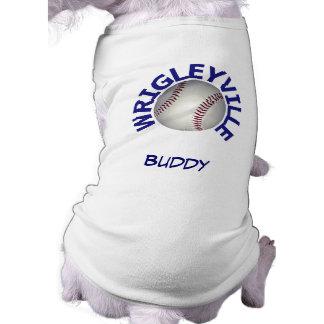 Wrigleyville Custom Name Canine T-Shirt