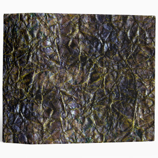 Wrinkled and Painted Paper Texture Binder