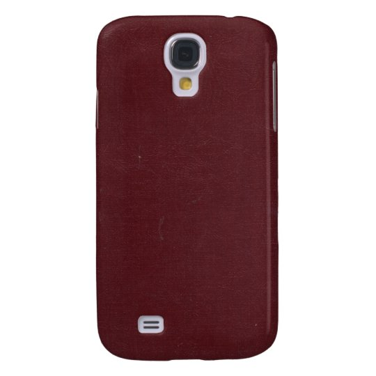 Wrinkled Burgundy Book Cover iPhone 3G/3GS Case