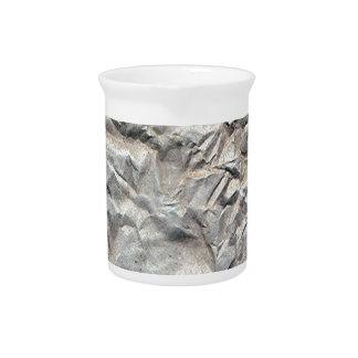 Wrinkled Paper Beverage Pitchers