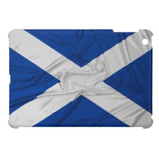Wrinkled Scotland Flag iPad Mini Cases