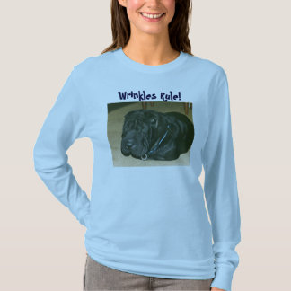 Wrinkles Rule! Shar Pei Shirt
