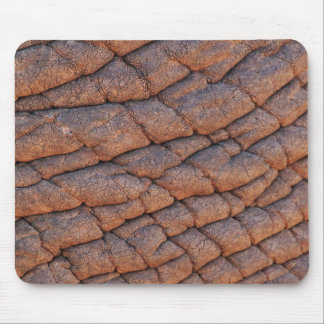 Wrinkly Elephant Skin Texture Template Mouse Pad