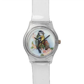 Wrist Watch - Blue Tit