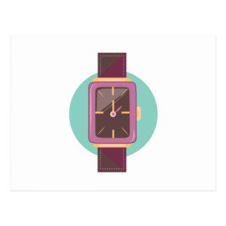 Wrist Watch Postcard
