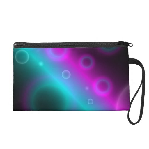 Wristlet Bubbles Abstract Background